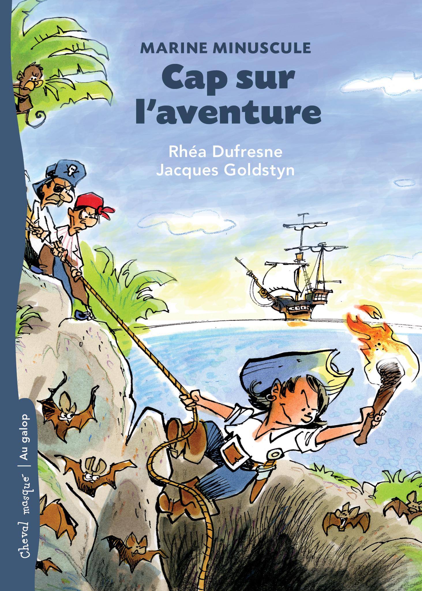 Cap sur l'aventure: Marine Minuscule