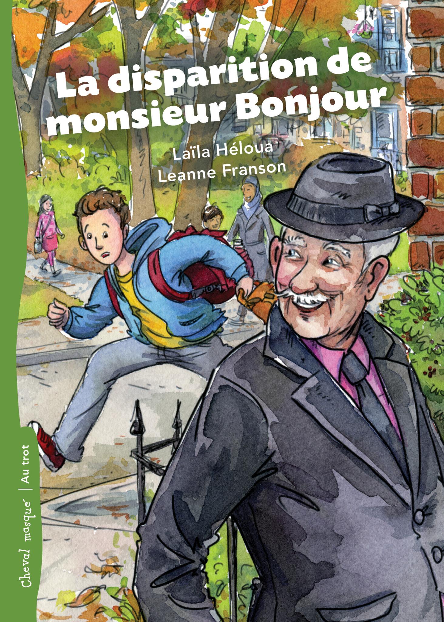 La disparition de monsieur Bonjour