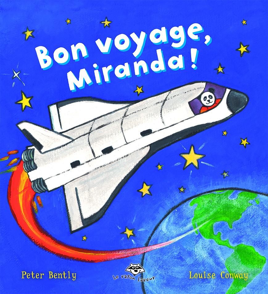 Bon voyage, Miranda!