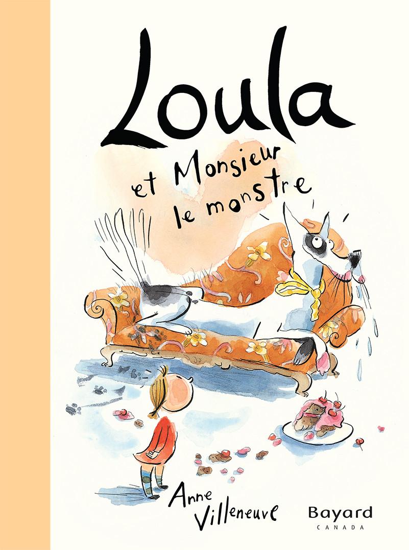 Loula et Monsieur le monstre