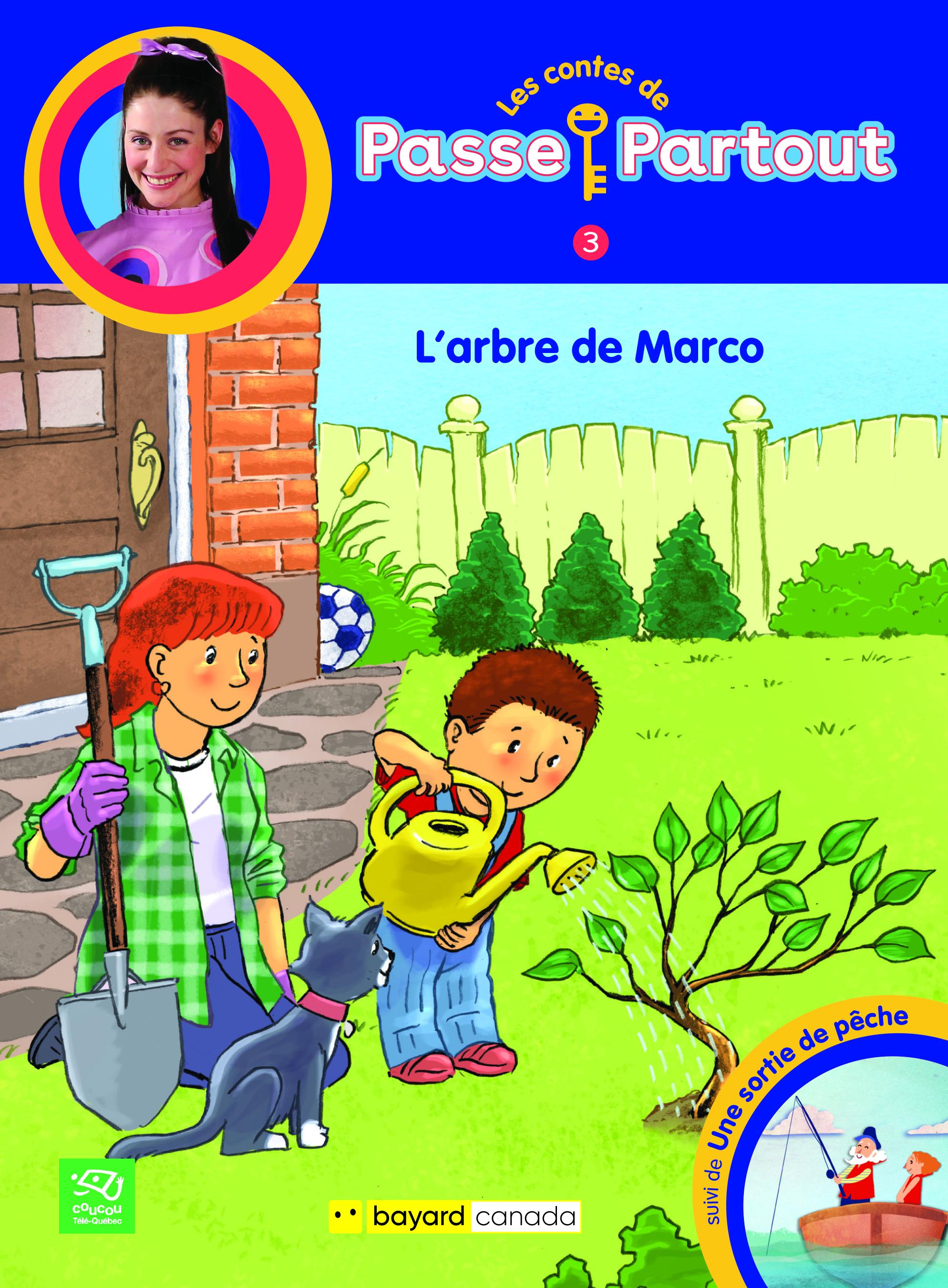 L'arbre de Marco : 2e conte: Une sortie de pêche
