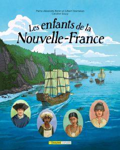 Les enfants de la Nouvelle-France