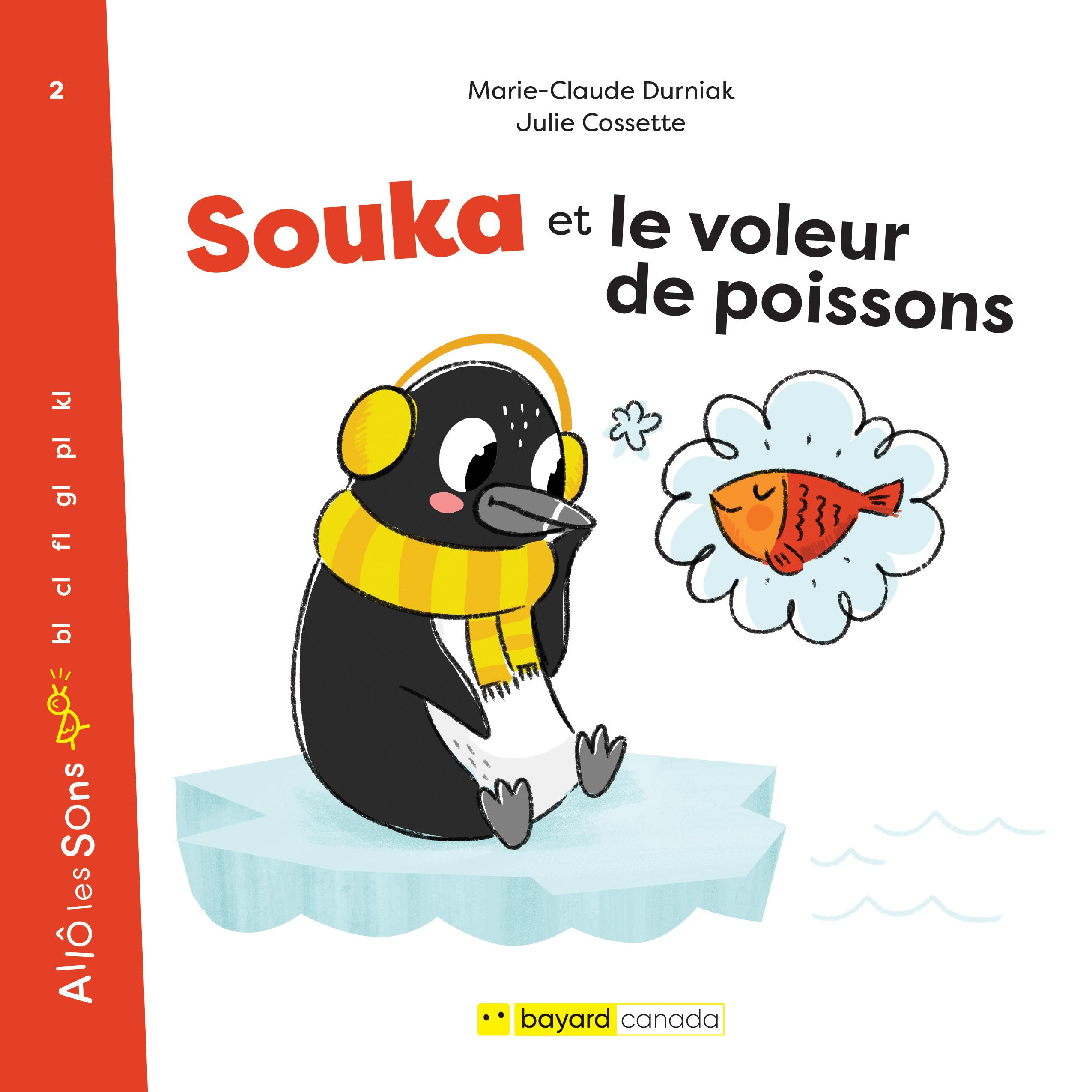 Souka et le voleur de poissons