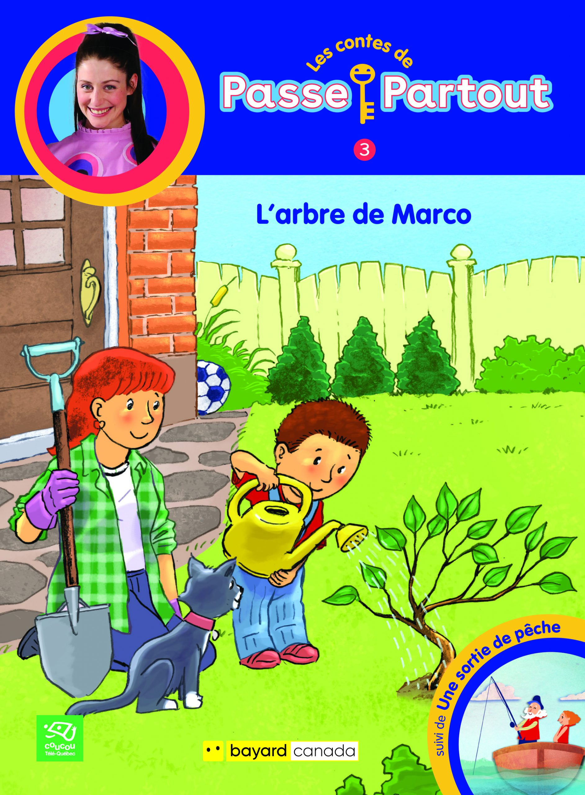 1. L'arbre de Marco : 2. Une sortie de pêche
