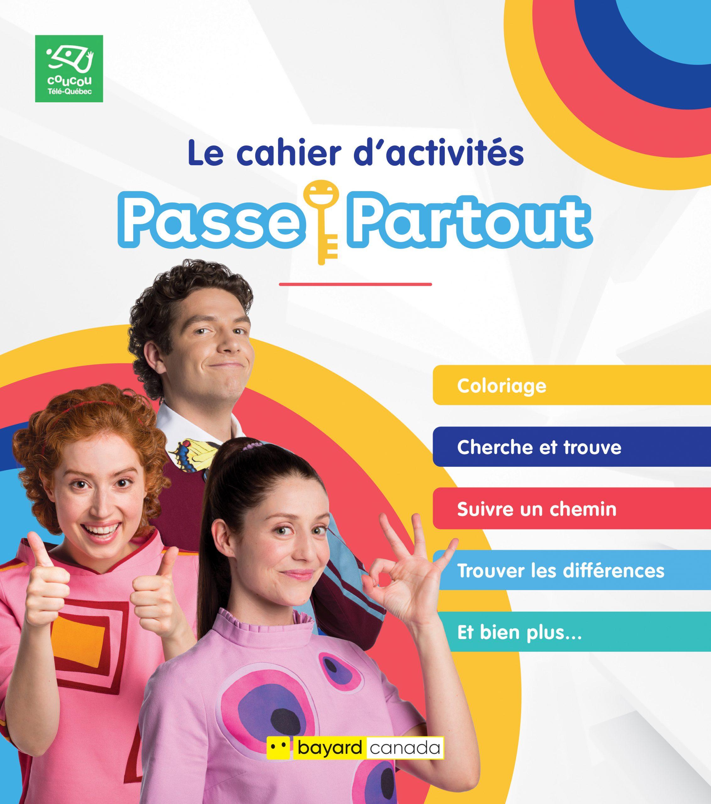 Le cahier d'activités Passe-Partout