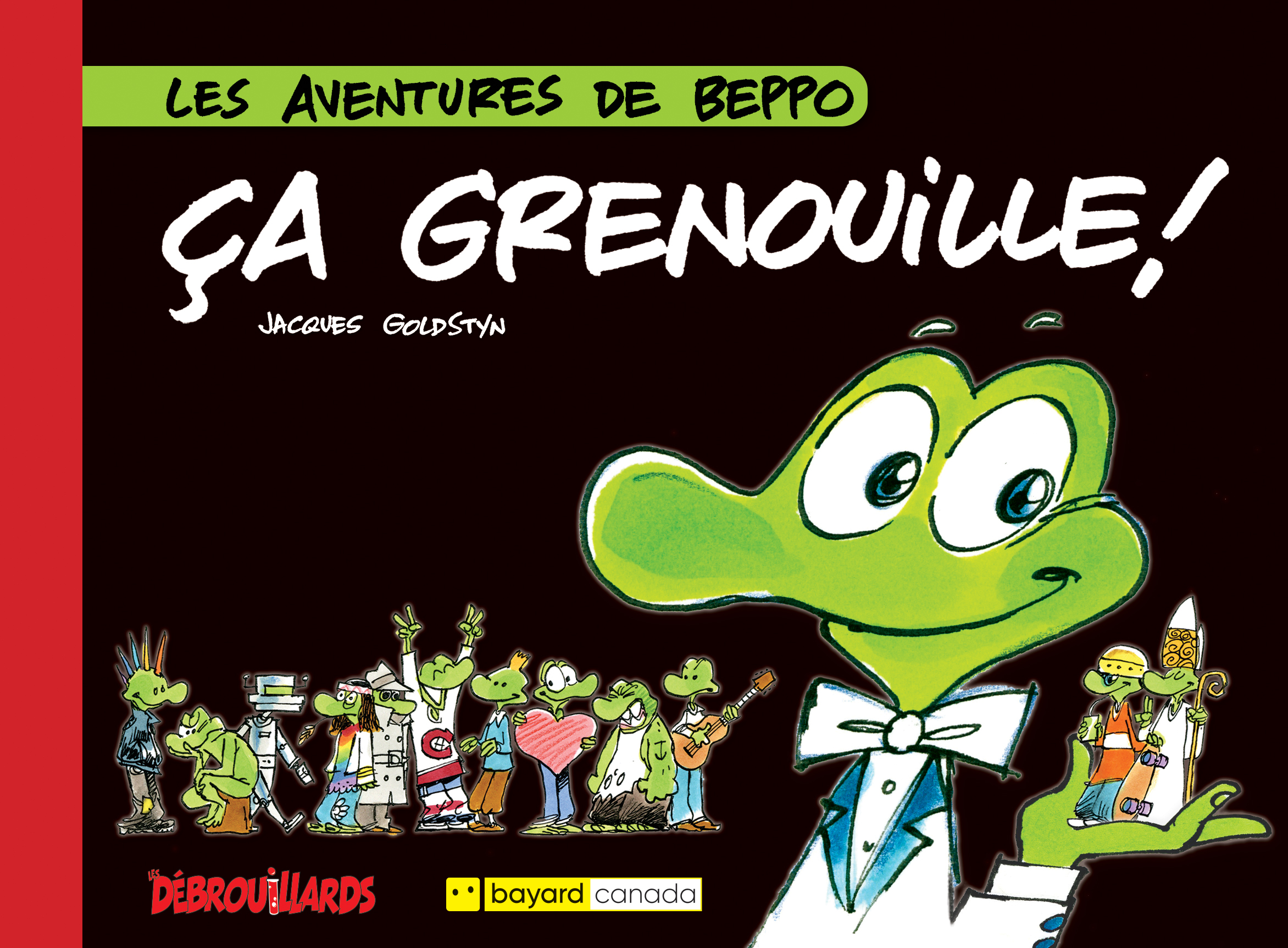 Ça grenouille! : Les aventures de Beppo
