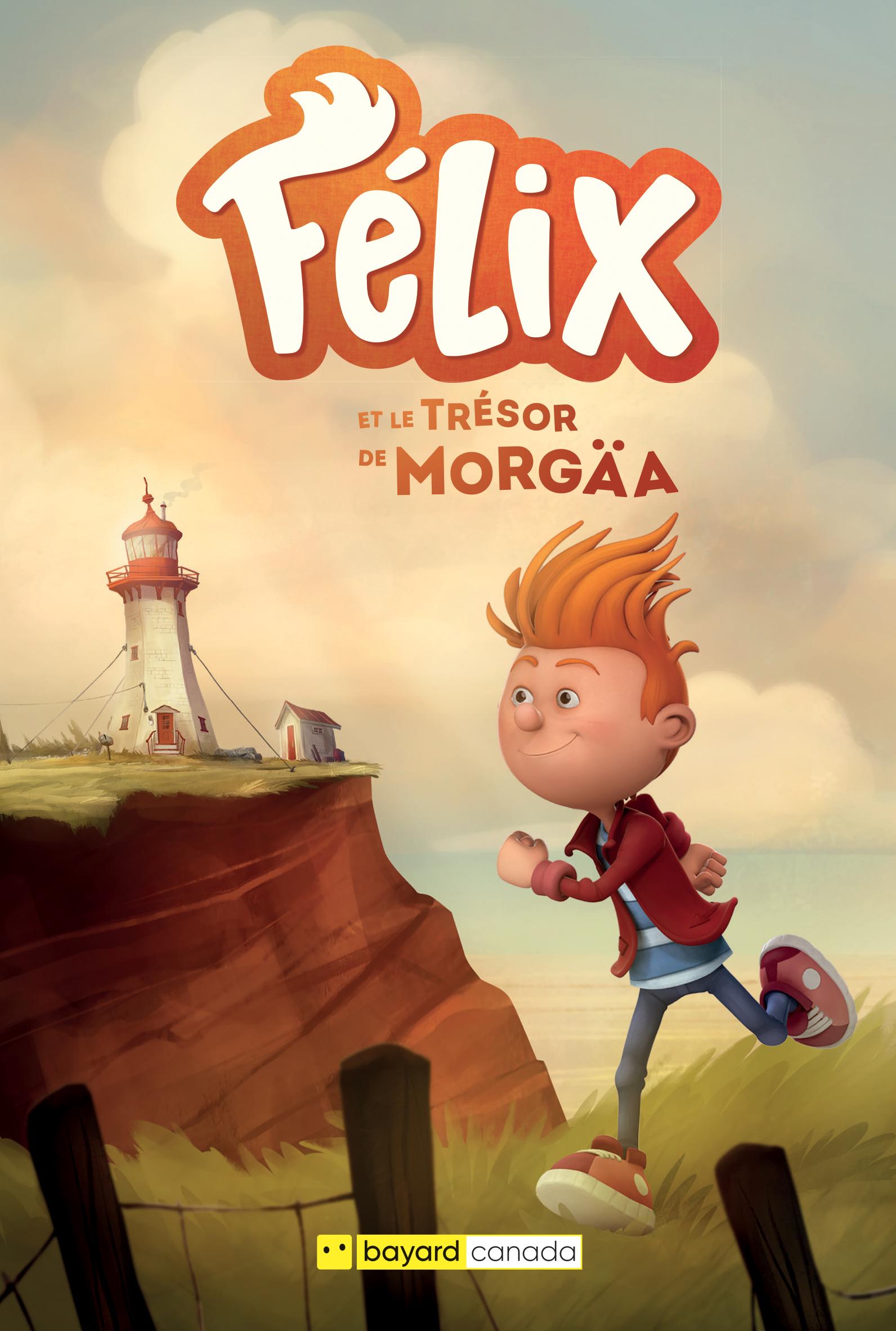 Félix et le trésor de Morgaä