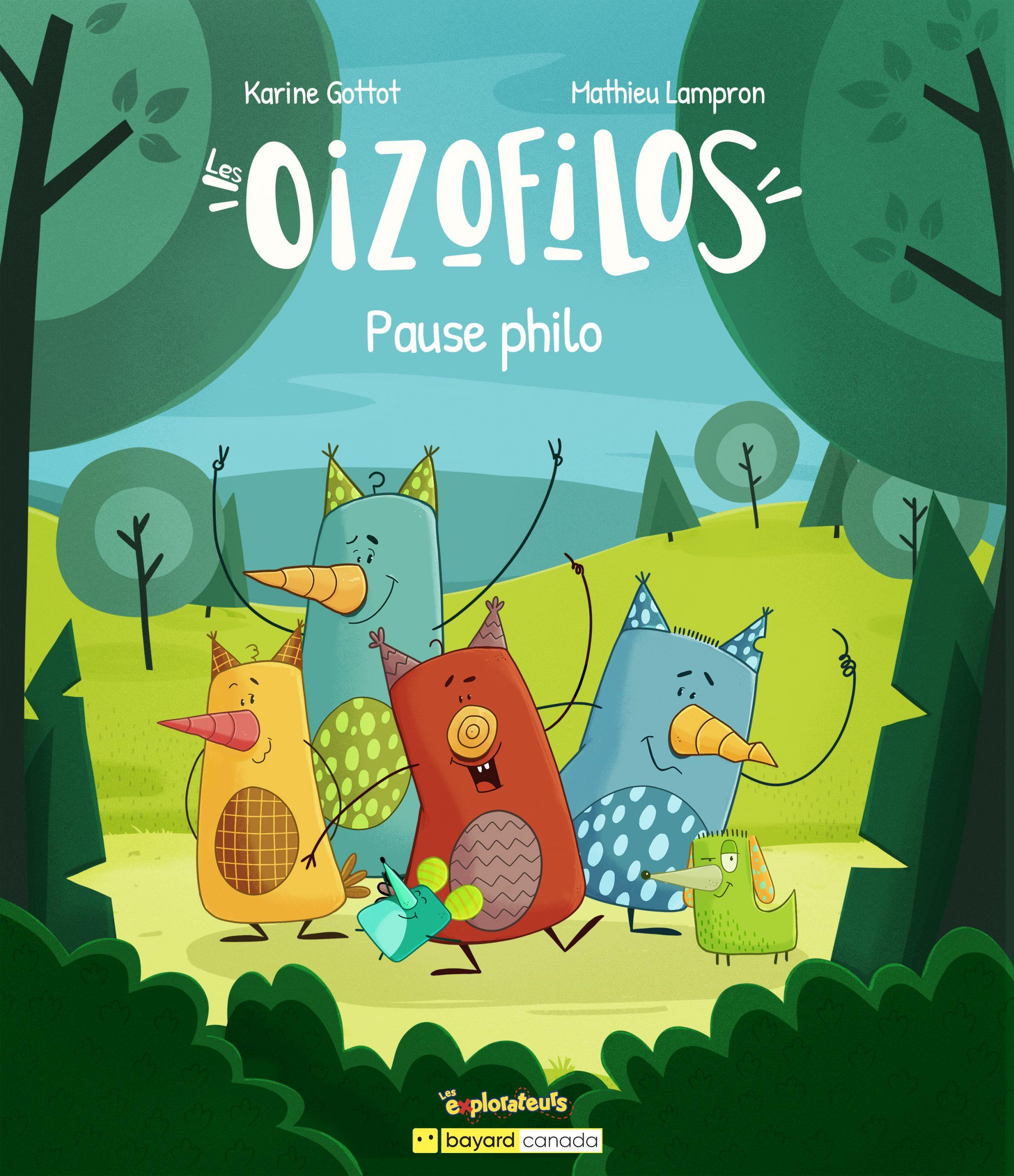 Pause philo : Les Oizofilos