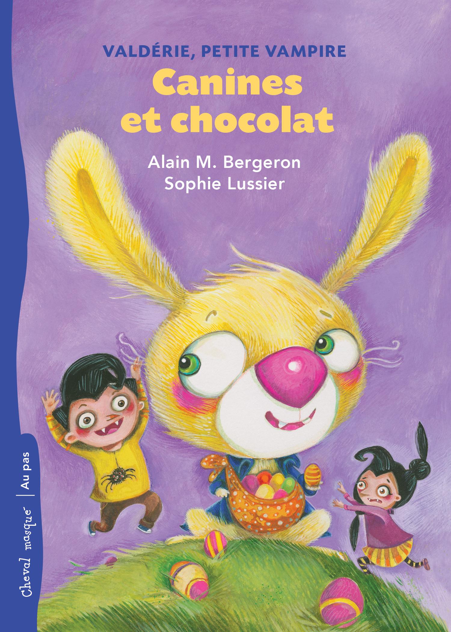 Canines et chocolat : Valdérie, petite vampire – no.4