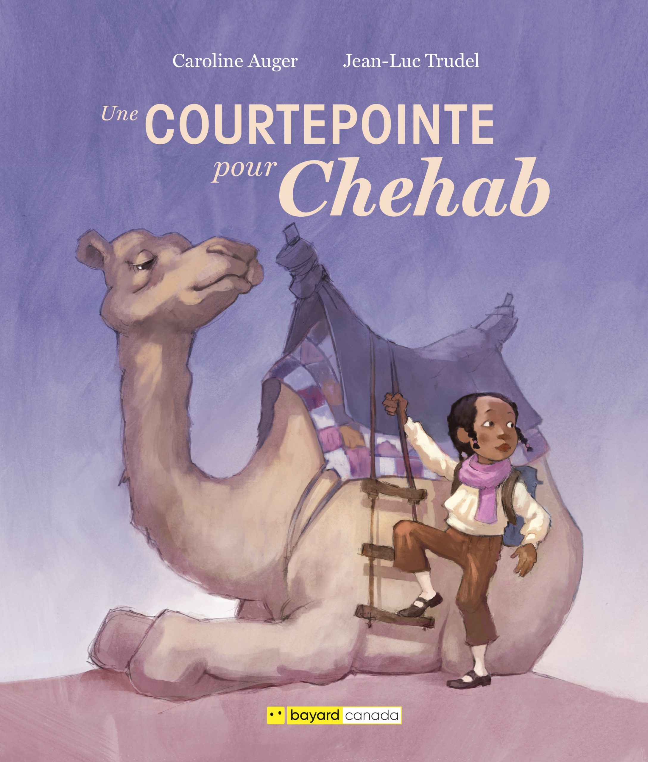 Une courtepointe pour Chehab