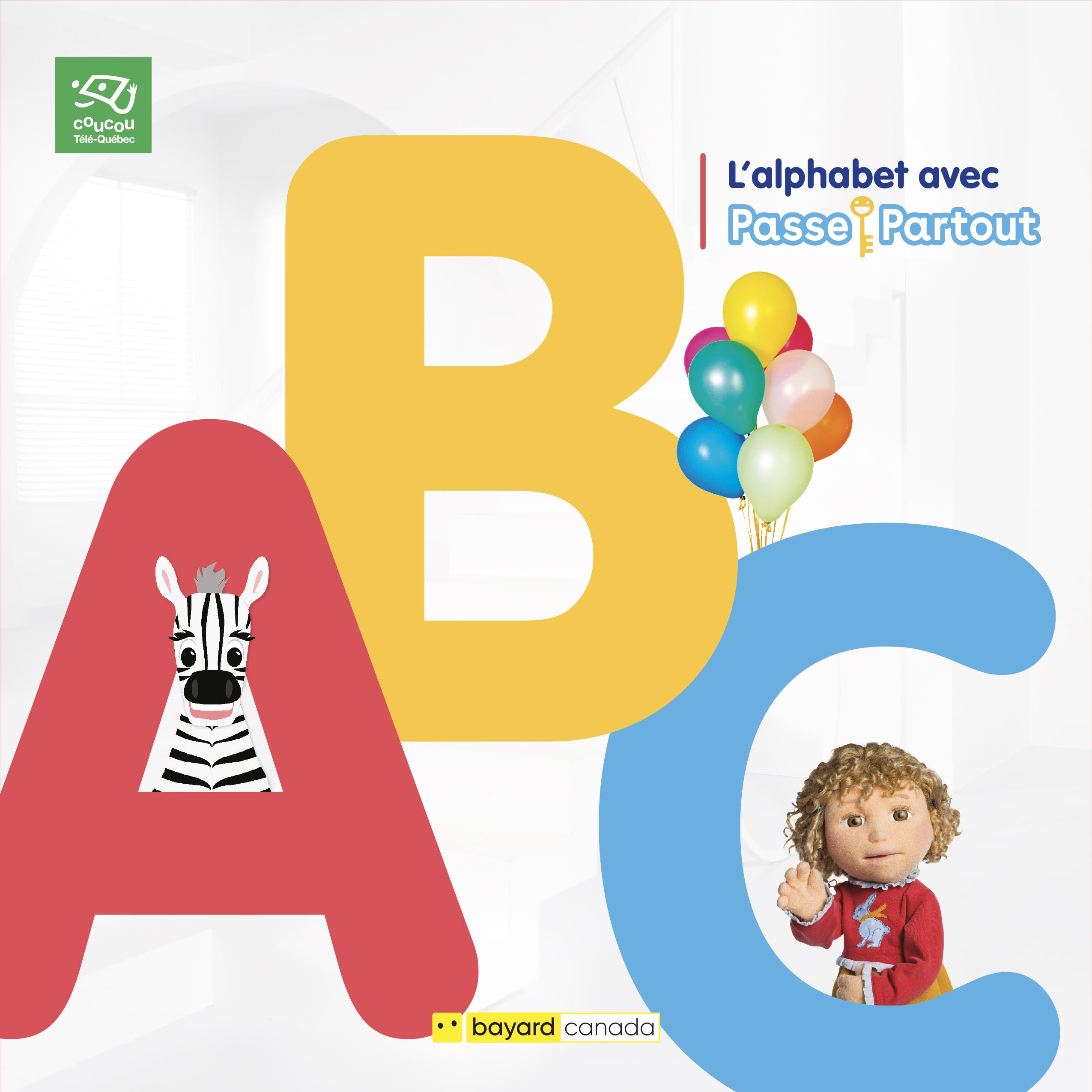 L'alphabet avec Passe-Partout