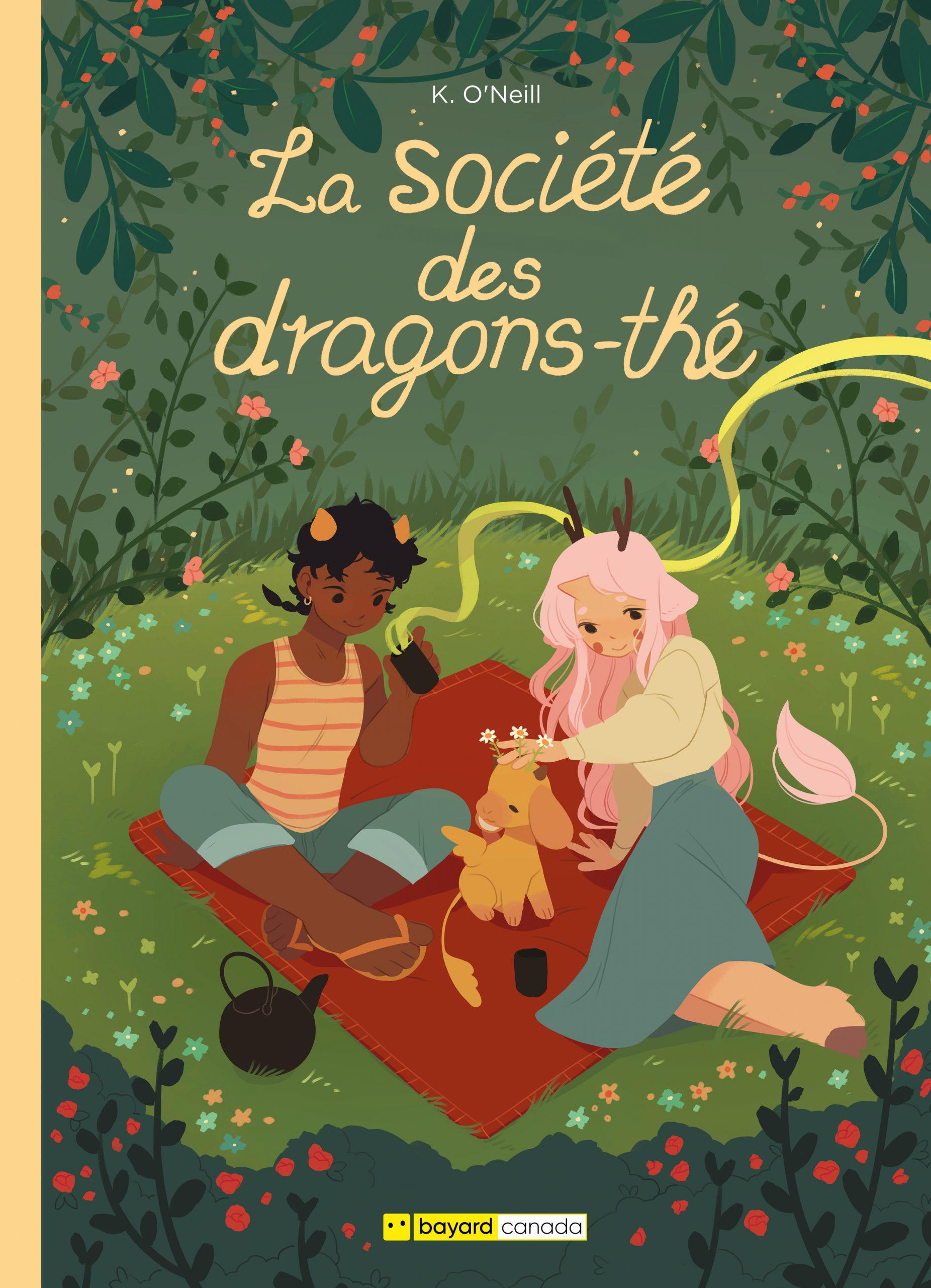 La société des dragons-thé